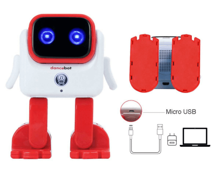 Dance Bot Baby Toys